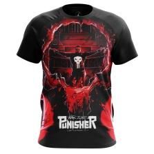 Футболка Punisher War Zone