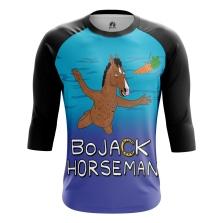 Реглан 3/4 BoJack Horseman