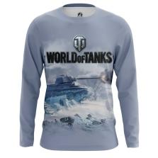 Мужской Лонгслив World of Tanks - купить в teestore