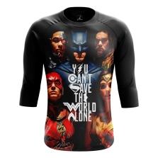 Реглан 3/4 Justice League