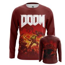 Мужской Лонгслив Doom - купить в teestore