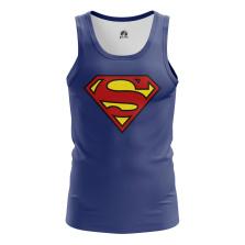 Мужская Майка Superman - купить в teestore