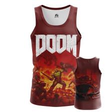 Мужская Майка Doom - купить в teestore
