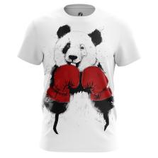 Футболка Медведь боксер - купить в teestore. Доставка по РФ