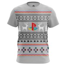 Футболка Playstation - купить в teestore. Доставка по РФ