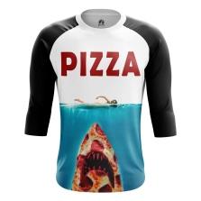 Реглан 3/4 Pizza attacks