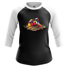 Женский Реглан 3/4 Cube - купить в teestore
