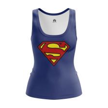 Женская Майка Superman - купить в teestore