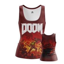 Женская Майка Doom - купить в teestore