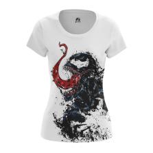 Женская Футболка Venom - купить в teestore