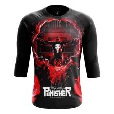 Реглан 3/4 Punisher War Zone