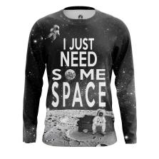 Лонгслив Need Space