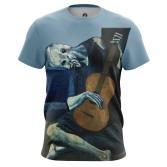 Футболка Cтарый гитарист купить