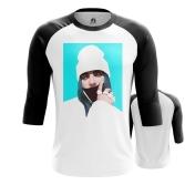 Футболка Billie Eilish white cap - купить в teestore. Доставка по РФ