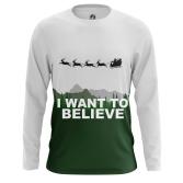 Футболка I want to believe купить