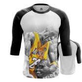 Футболка Lakers - купить в teestore. Доставка по РФ