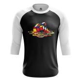 Мужской Реглан 3/4 Cube - купить в teestore