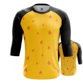 Футболка Fire Emoji - купить в teestore. Доставка по РФ