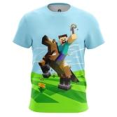 Футболка Minecraft 7 - купить в teestore. Доставка по РФ