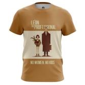 Футболка Leon the professional - купить в teestore. Доставка по РФ