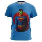 Футболка Son of Superman - купить в teestore. Доставка по РФ
