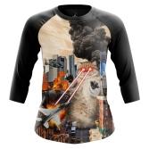 Женская футболка CATastrophe  купить