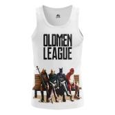 Футболка Old men league купить