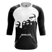 Футболка Metallica in black купить