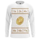 Футболка Bitcoin купить