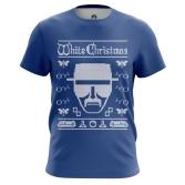 Футболка White Christmas - купить в teestore. Доставка по РФ