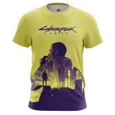 Футболка Cyberpunk 2077  - купить в teestore. Доставка по РФ