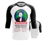 Футболка Rick Astley - купить в teestore. Доставка по РФ