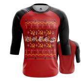 Футболка Soviet Christmas - купить в teestore. Доставка по РФ