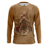 Мужской Лонгслив Assassin's Creed 3 - купить в teestore