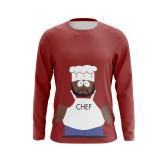Мужской Лонгслив Chef - купить в teestore