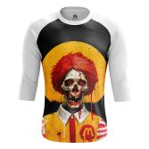 Мужской Реглан 3/4 Dead Ronald - купить в teestore
