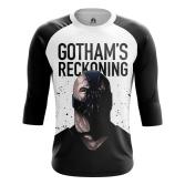 Мужской Реглан 3/4 Gothams reckoning - купить в teestore
