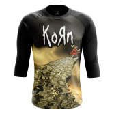 Мужской Реглан 3/4 Korn - Follow the Leader - купить в teestore