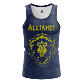 Мужская Майка Alliance - купить в teestore