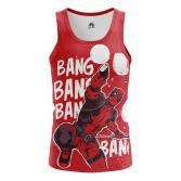 Мужская Майка Bang Bang - купить в teestore