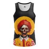Мужская Майка Dead Ronald - купить в teestore