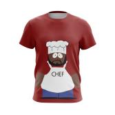 Футболка Chef - купить в teestore. Доставка по РФ