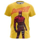 Футболка Daredevil - купить в teestore. Доставка по РФ