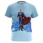Футболка Pixel Superman купить