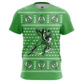 Футболка Christmas Arrow - купить в teestore. Доставка по РФ