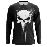 Мужской Лонгслив Punisher - купить в teestore