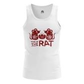 Футболка Year of the Rat 2020 - купить в teestore. Доставка по РФ