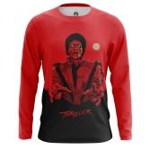 Футболка Thriller - купить в teestore. Доставка по РФ