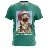 Футболка Christmasaurus Rex купить
