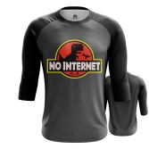 Футболка No internet - купить в teestore. Доставка по РФ